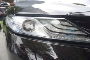 Lampu All New Toyota Camry Hybrid
