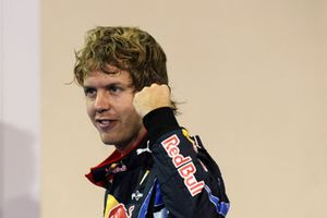 Pole: Sebastian Vettel, Red Bull Racing RB6