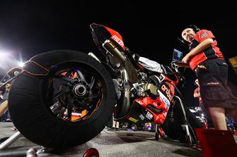 Marco Melandri, Aruba.it Racing-Ducati SBK Team motor