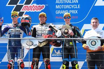 Fabio Di Giannantonio, Del Conca Gresini Racing, Albert Arenas, Ángel Nieto Team, Celestino Vietti