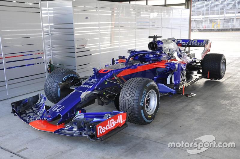 Toro Rosso STR 13