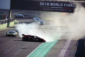 Lamborghini Huracan Super Trofeo Evo #230, YH Racing Team: Takamichi Matsuda, Dai Yoshihara