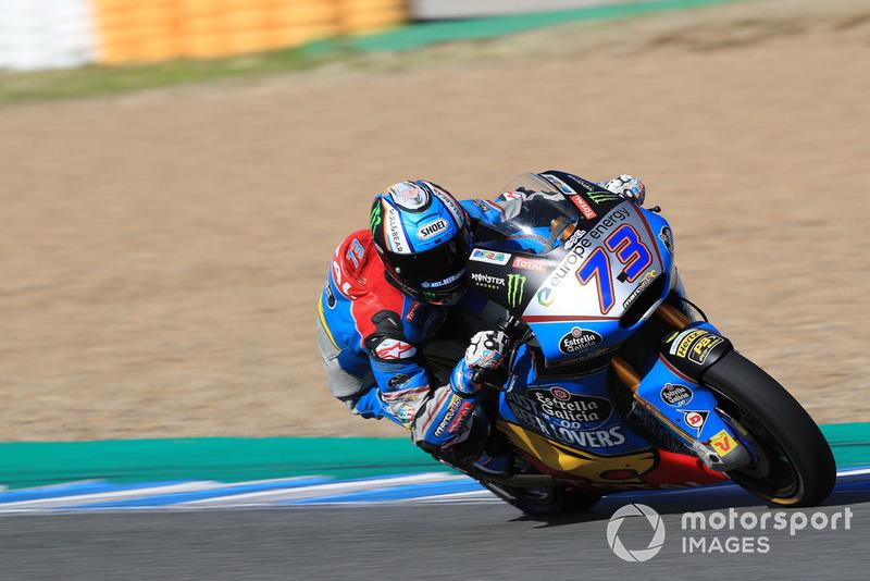 Alex Marquez, EG 0,0 Marc VDS
