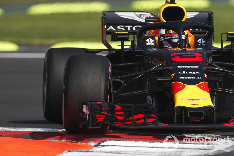2. Daniel Ricciardo, Red Bull Racing RB14