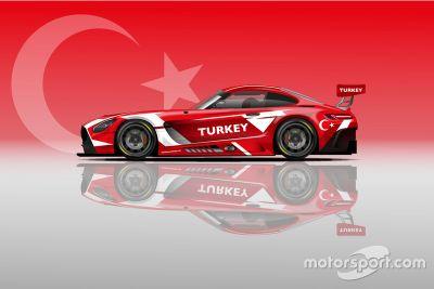 تقديم الفريق التركي في مهرجان جي تي في البحرين