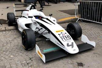Présentation de la F4 Mygale de Feed Racing France