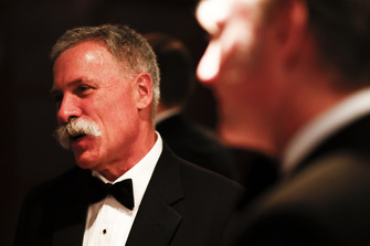 Chase Carey, CEO Formula 1
