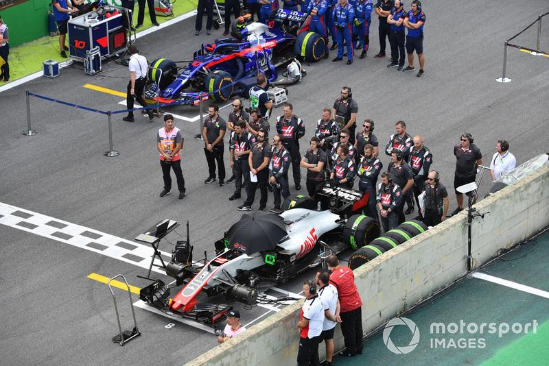 Пилоты Haas впервые с Гран При Бельгии оба финишировали в очковой зоне. Ромен Грожан стал восьмым, а Кевин Магнуссен – девятым