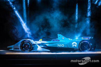 Présentation NIO Formula E Team