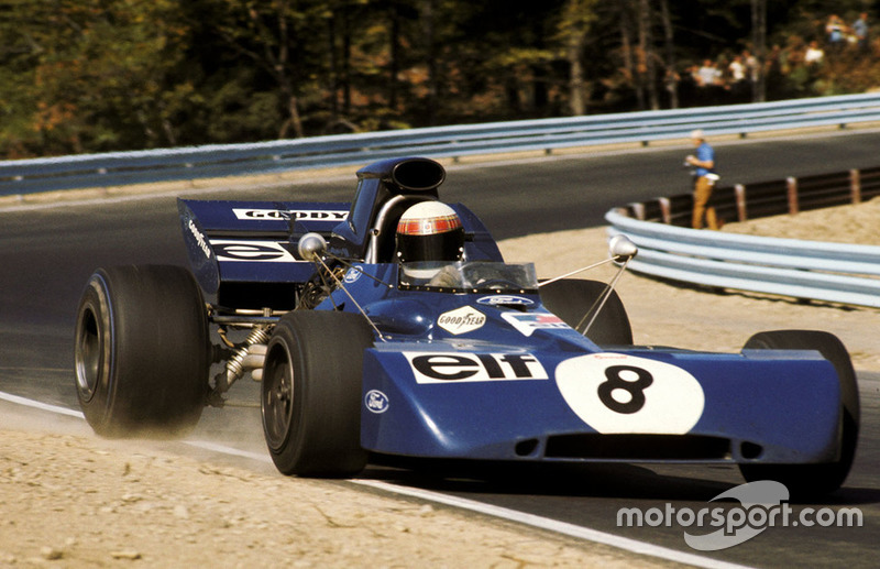 Jackie Stewart - Three titles (1969, 1971, 1973)