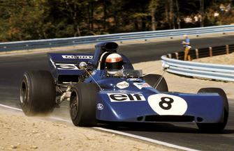 Джеки Стюарт, Tyrrell 003