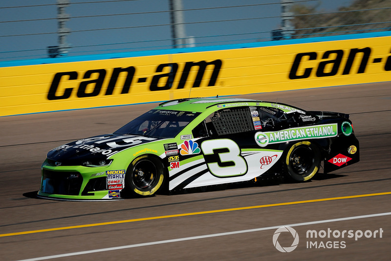 15. Austin Dillon, Richard Childress Racing, Chevrolet Camaro American Ethanol e15