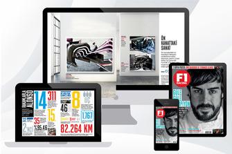 F1 Racing Ekim sayısı