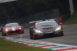 Lamborghini Super Trofeo EVO #132, Bonaldi motorsport: Xu-Pavlovic