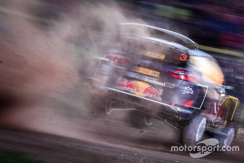Теему Сунинен и Микко Марккула, M-Sport Ford WRT Ford Fiesta WRC