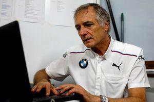 Charly Lamm, Teambaas BMW Team Schnitzer