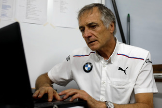 Charly Lamm, Team principal BMW Team Schnitzer