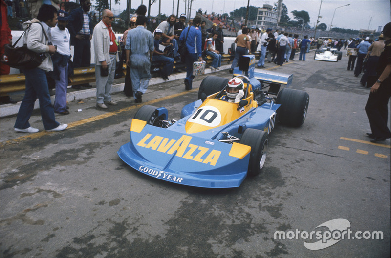 Lella Lombardi, March 761 Ford