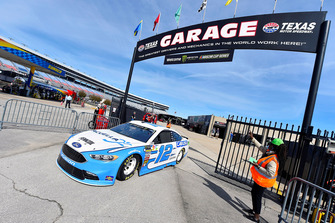 Ryan Blaney, Team Penske, Ford Fusion Accella/Carlisle