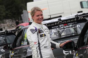 Jessica Bäckman, WestCoast Racing Volkswagen Golf GTI TCR