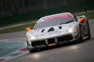 #44 Ferrari 488, Formula Racing: Jens Liebhauser