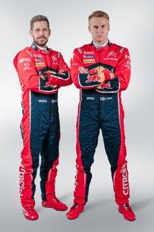 Esapekka Lappi, Janne Ferm, Citroën Racing