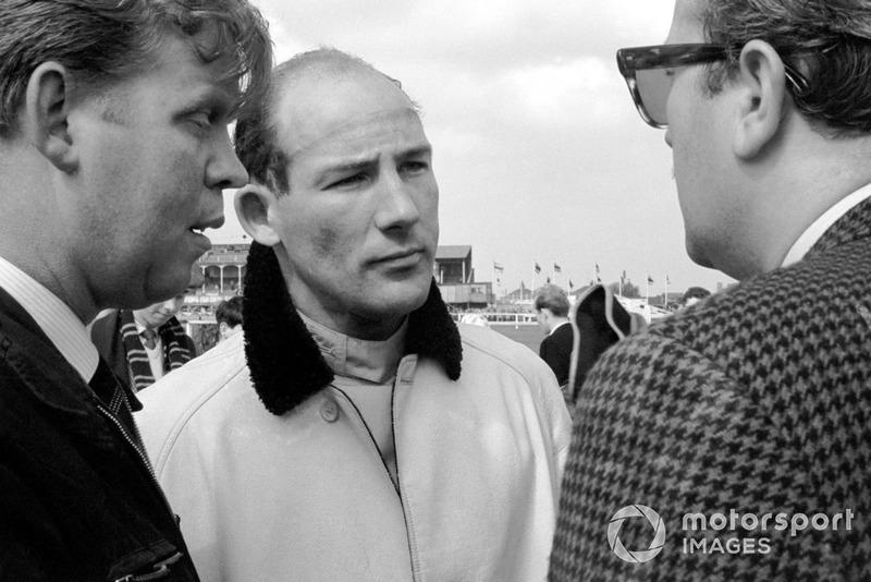 Stirling Moss, Rob Walker Racing Team