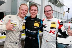 Sieger Josh Files, Target Competition, Honda Civic TCR; 2. Dennis Strandberg, Target Competition, Ho