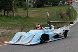 Andrea Pezzani, Osella PA21, Valdesena Classic Motor Club