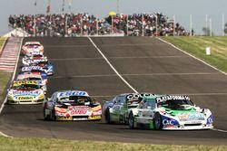 Santiago Mangoni, Laboritto Jrs Torino, Gaston Mazzacane, Coiro Dole Racing Chevrolet, Facundo Ardus