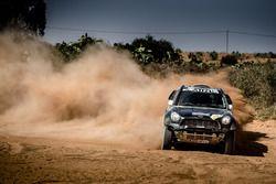 #308 MINI ALL4 Racing: Orlando Terranova, Paulo Fiuza