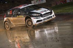 Мариус Осен и Вероника Энган, Drive DMACK Trophy Team, Ford Fiesta R5
