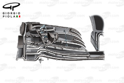 McLaren MP4/31 new front wing, Japanese GP