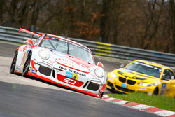 #62 GetSpeed Performance, Porsche 991 GT3 Cup: Adam Osieka, Kiki Sak Nana