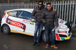 Amittrajit Ghosh, Ashwin Naik, Ford Fiesta R2T