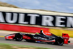 Louis Deletraz, Fortec Motorsports