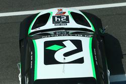 #24 Team Parker Racing, entley Continental GT3: Ian Loggie, Callum Macleod, Tom Onslow-Cole