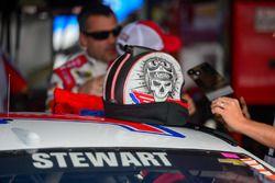 Tony Stewart, Stewart-Haas Racing helmet