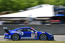 #17 Global Motorsports Group, Porsche 911 GT3 Cup: Alec Udell