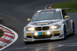 #46 TC-R & Vetter Motorsport, BMW E82: Thomas Ahles, Dierk Möller, Tom Moran, Rudi Adams