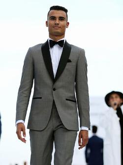 Паскаль Верляйн, Manor Racing на модном показе