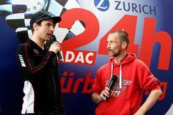 #29 AMG-Team HTP Motorsport, Mercedes-AMG GT3: Christian Vietoris