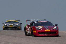 #24 Ferrari of Long Island, Ferrari 458: Caesar Bacarella