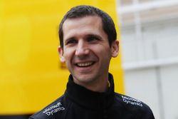 Remi Taffin, directeur technique moteur Renault Sport F1