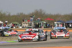 Matias Rossi, Donto Racing Chevrolet, Facundo Ardusso, JP Racing Dodge, Guillermo Ortelli, JP Racing Chevrolet