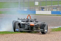 Loic Duval, Dragon Racing en problemas