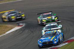 Gerwin', Yelmer Buurman, Hubert Haupt, Manuel Metzger, Black Falcon, Mercedes-AMG GT3