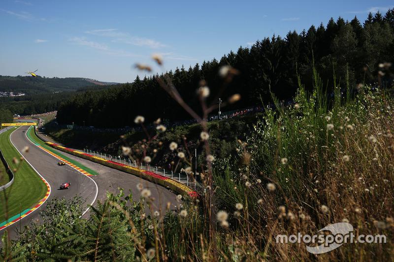 Um dos traçados mais aclamados da F1 moderna, Spa-Francorchamps recebe seu 50º GP neste domingo.