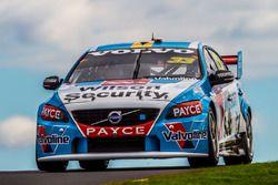 Scott McLaughlin, Garry Rogers Motorsport, Volvo