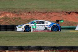 #9 Stevenson Motorsports, Audi R8 LMS GT3: Matt Bell, Lawson Aschenbach